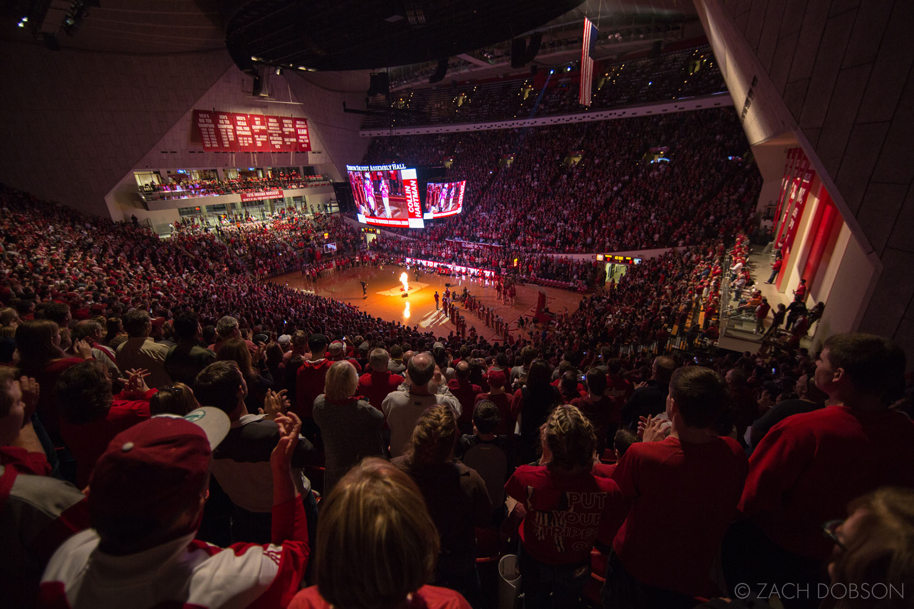 Bloomington Indiana Hoosiers Basketball
