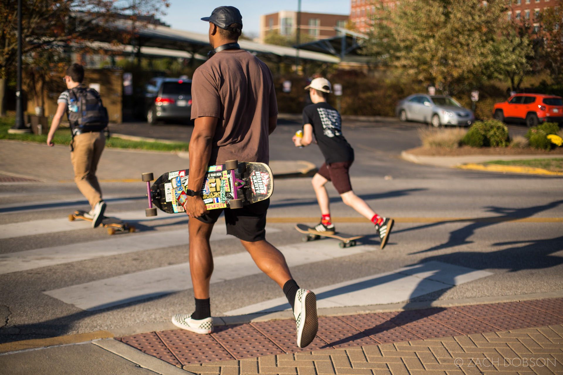 Bloomington Indiana skateboard