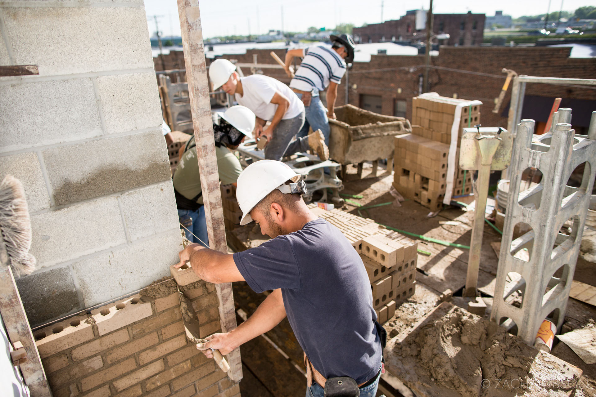 Indianapolis Construction Milhaus