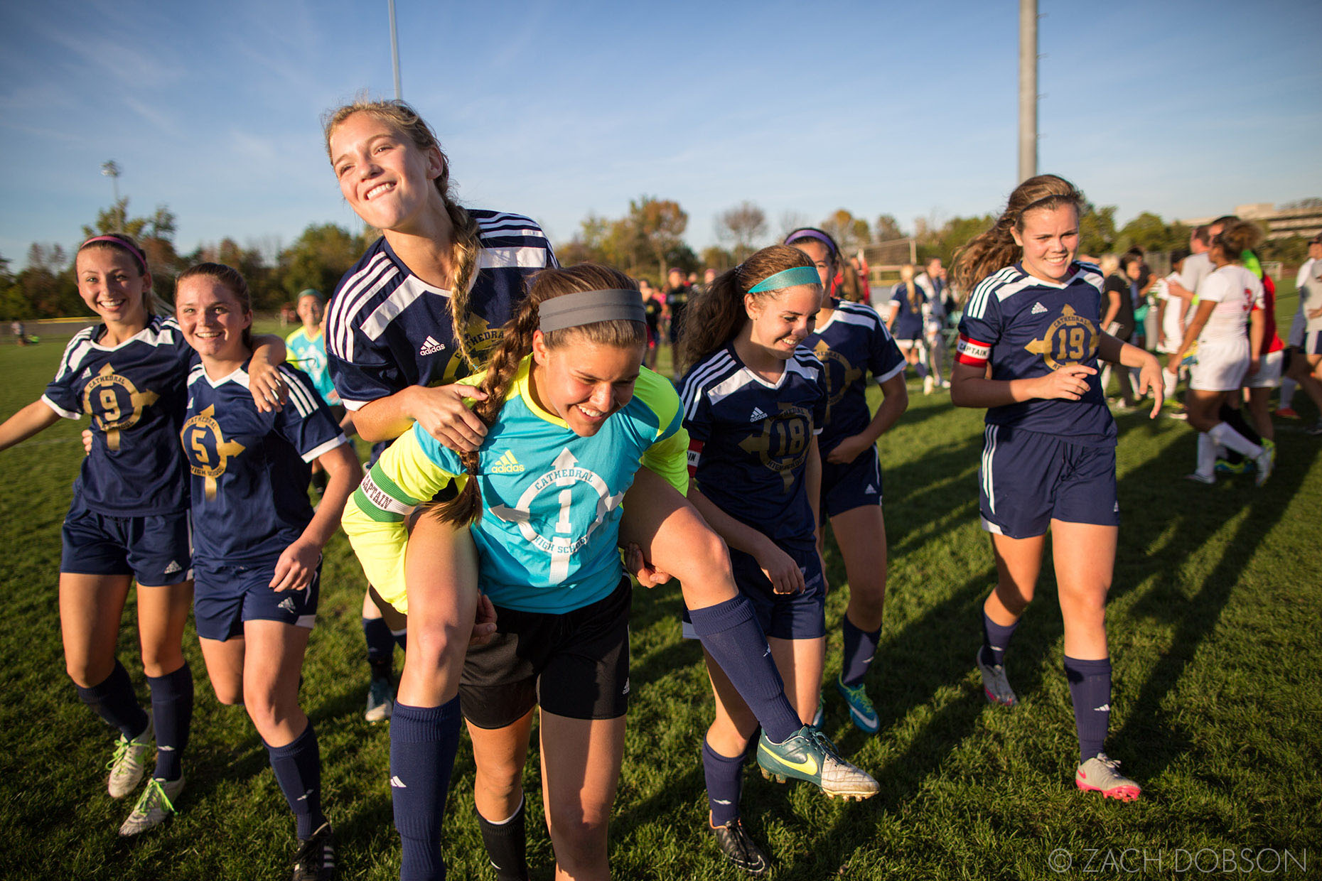 Indiana High School Girls Soccer